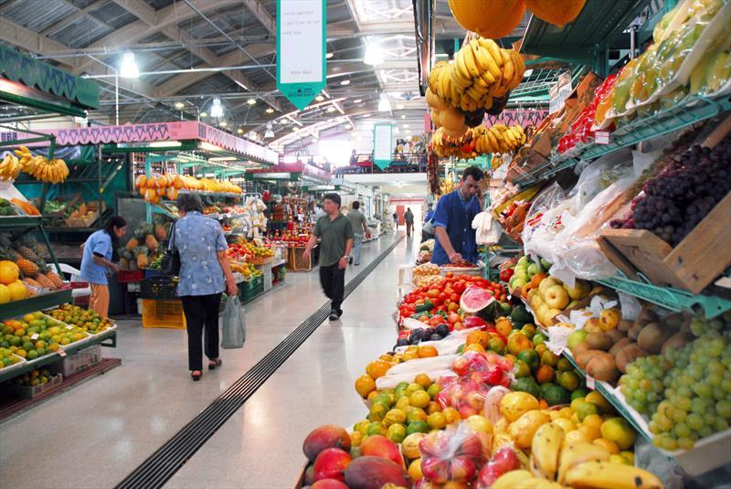 Mercado Municipal. Foto:Ivan Bueno/SMCS - Todas as imagens devem ser obrigatoriamente creditadas.