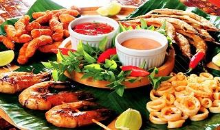 Restaurante - Frutos do Mar