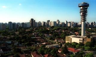 Torre da Telepar. Mercs - Reg. Matriz.Curitiba,...