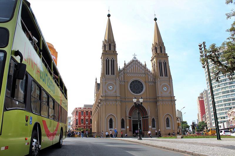 Linha Turismo. Foto: Ricardo Marajó - Todas as imagens devem ser obrigatoriamente creditadas.