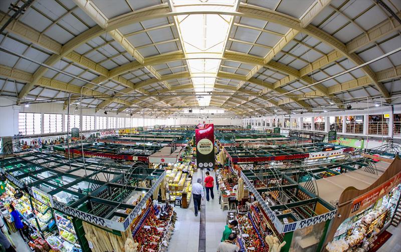 Mercado Municipal. Foto: Daniel Castellano / SMCS - Todas as imagens devem ser obrigatoriamente creditadas.