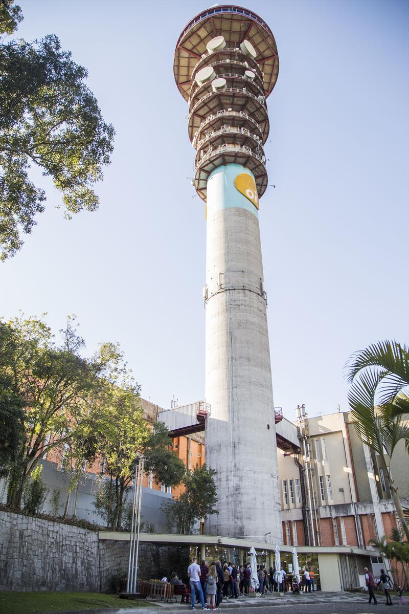 Torre Paranorâmica. Foto: Pedro Ribas/SMCS -  Todas as imagens devem ser obrigatoriamente creditadas.