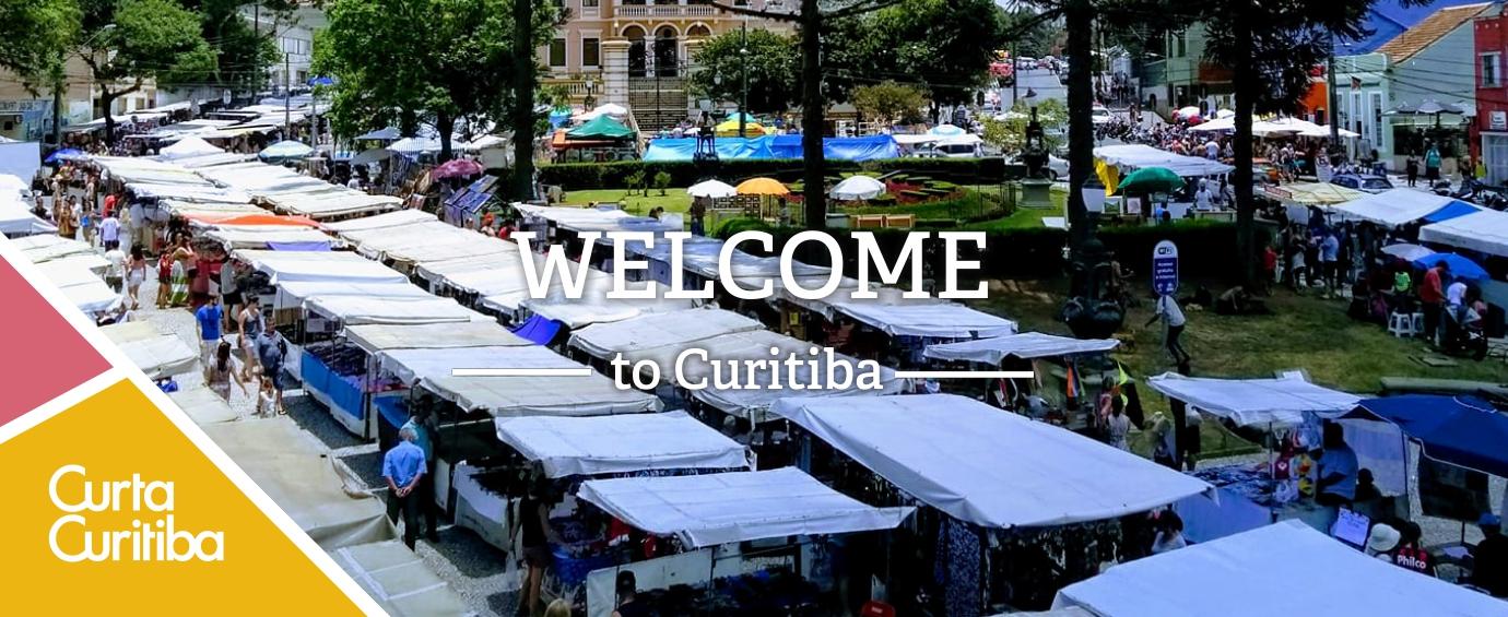 Feira do Largo da Ordem Novo Curta Curitiba Inglês