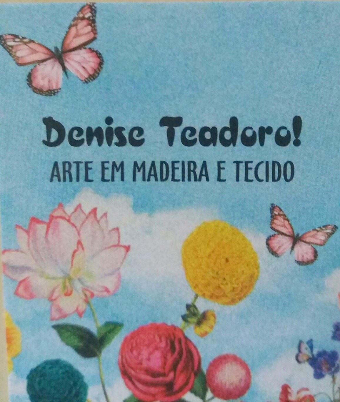Logotipo - Denise Teadoro!