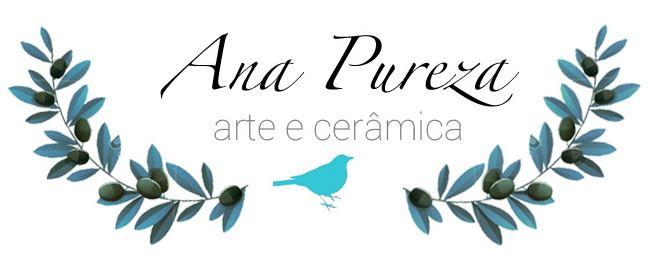 Logotipo - Ana Pureza - Arte em Cerâmica
