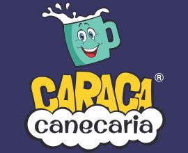 Logotipo - Caraca Canecaria Personalizados