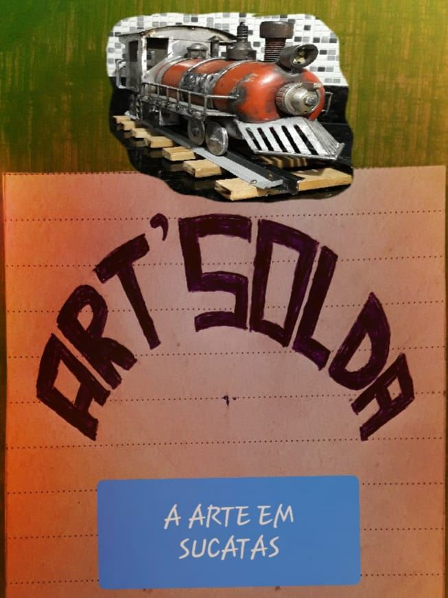 Logotipo - ART'SOLDA