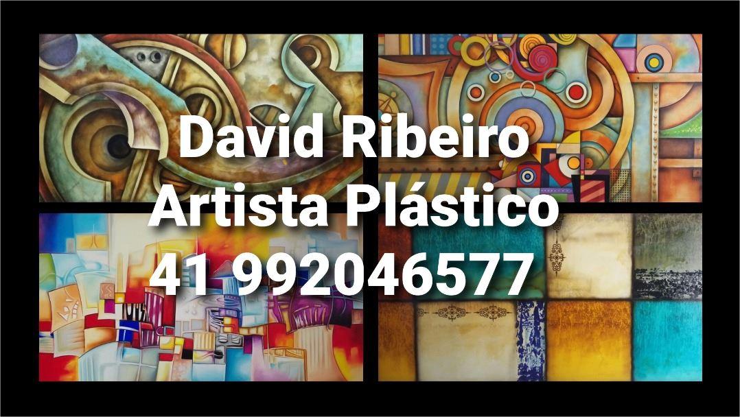Logotipo - David Ribeiro