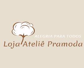 Logotipo - Loja Ateliê Pramoda