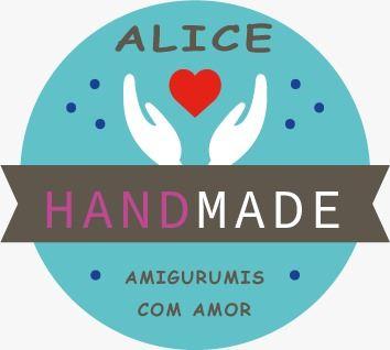 Logotipo - Alice Ramos Amigurumis