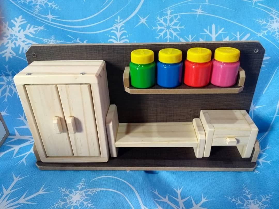 Logotipo - Stefany Brinquedos de Madeira