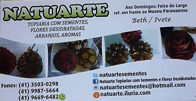 Logotipo - NatuArte