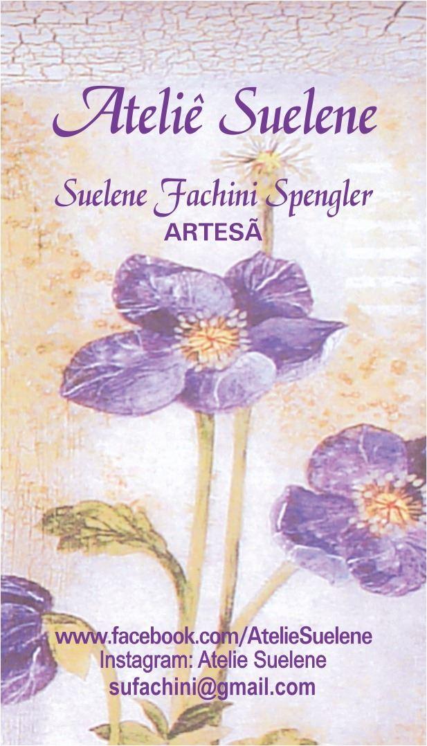 Logotipo - Ateliê Suelene