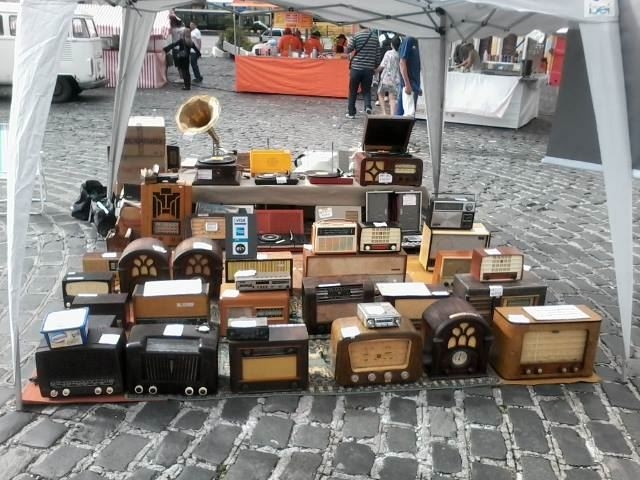 Logotipo - Radios Antigos e Vitrolas