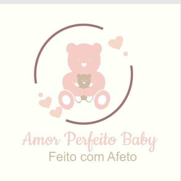 Logotipo - Amor Perfeito Baby