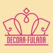 Logotipo - Decora Fulana