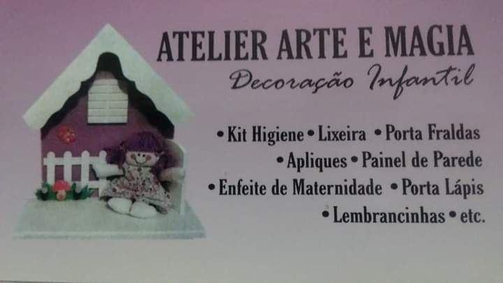 Logotipo - Atelier Arte & Magia