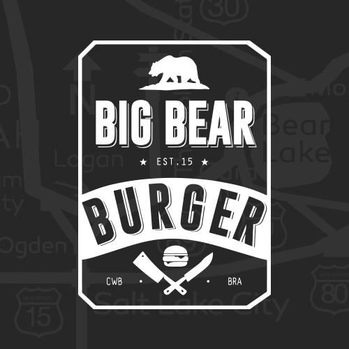 Logotipo - Big Bear Burger