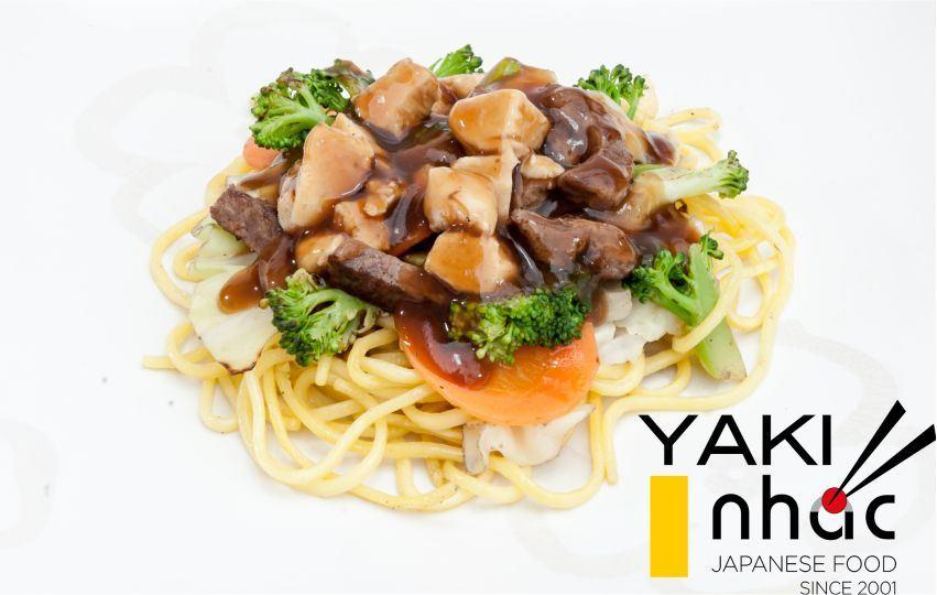 Foto 3 - Yaki Nhac Japanese Food
