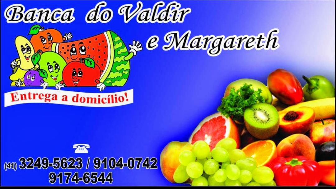 Logotipo - Banca do Valdir e Margareth