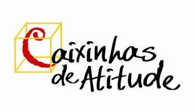 Logotipo - Caixinhas de Atitude