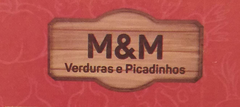 Logotipo - Banca M&M         Mário e Margarete