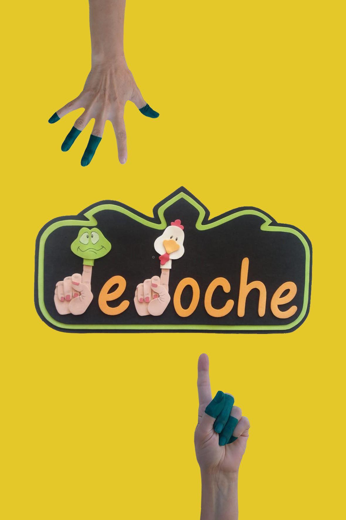 Logotipo - Dedoches da Lori
