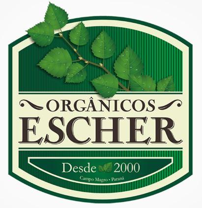 Logotipo - Orgânicos Escher - Adelmo Escher