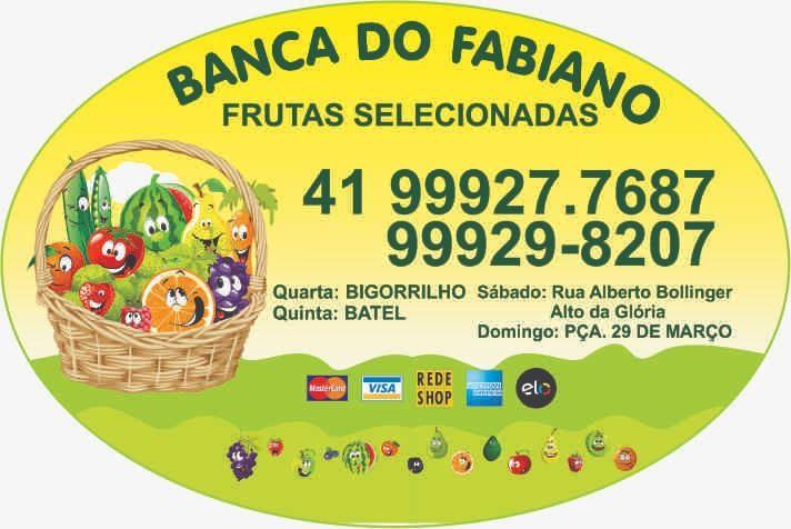 Logotipo - Banca do Fabiano