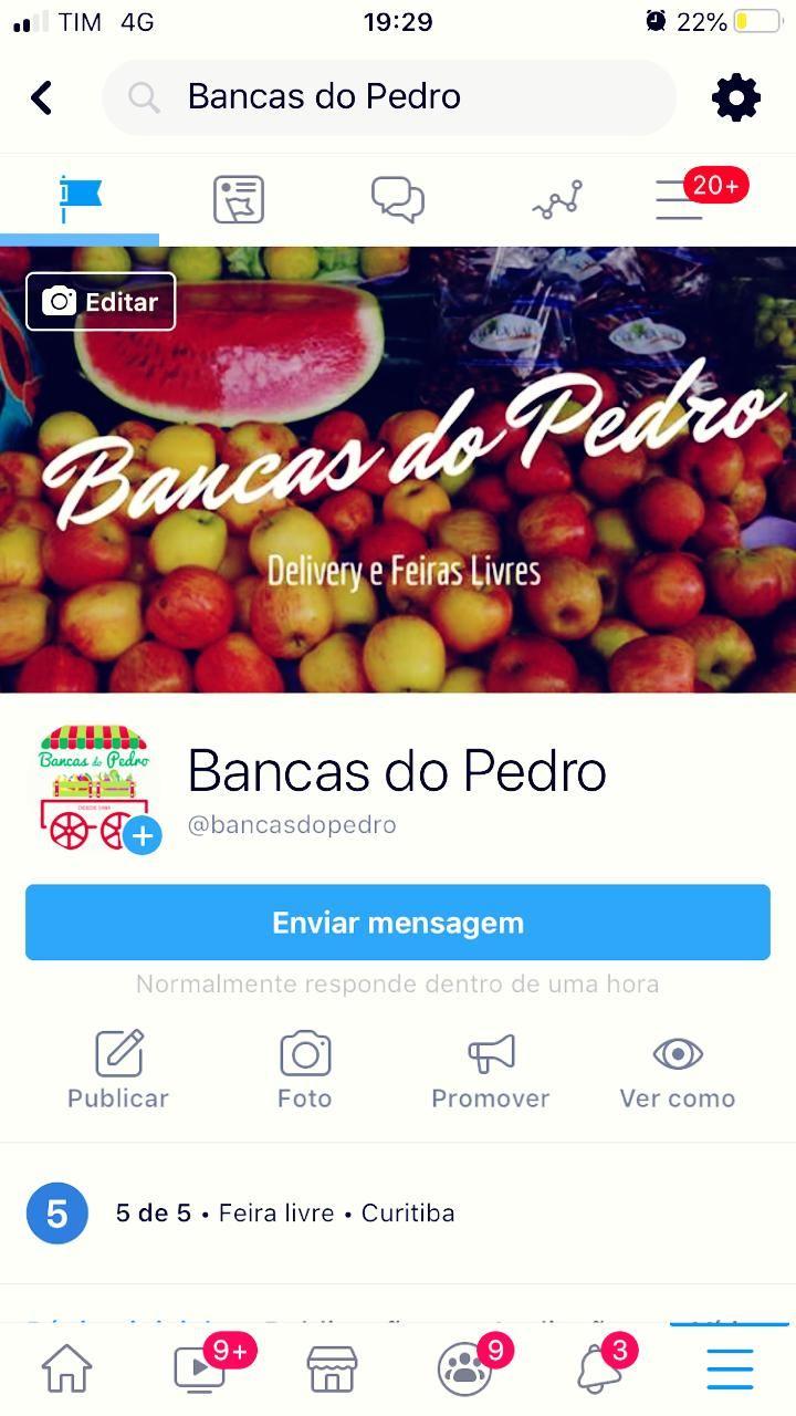 Foto 2 - Banca do Pedro