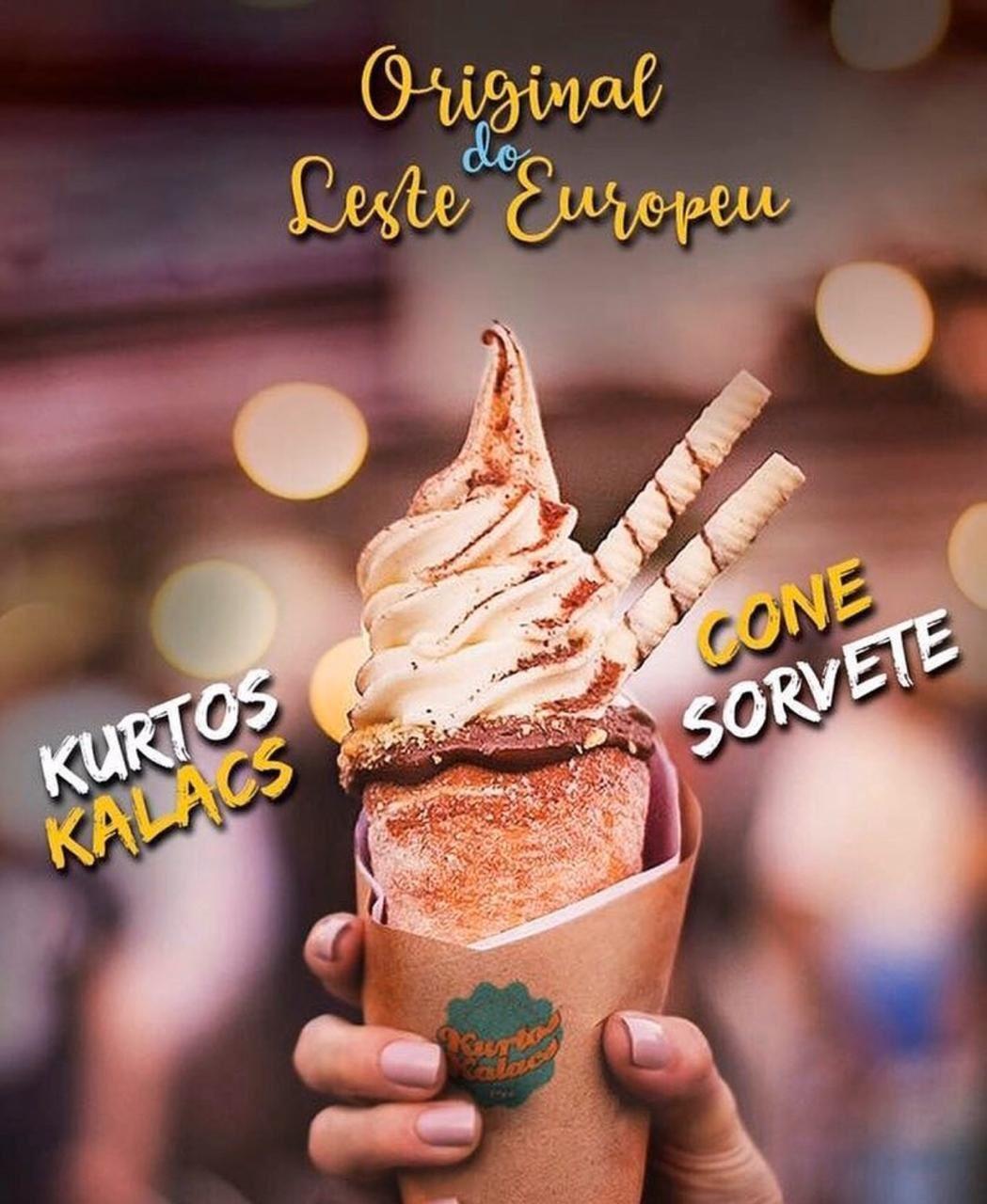Logotipo - Kurtos Kalacs