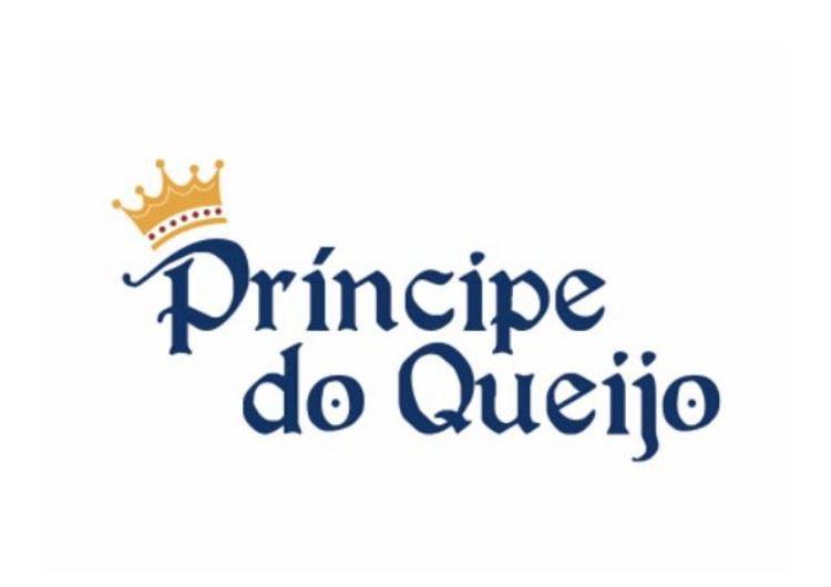 Logotipo - PRÍNCIPE DO QUEIJO