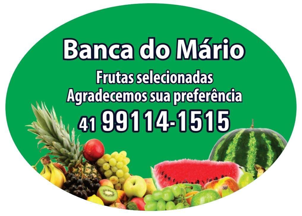 Logotipo - Banca do Mario