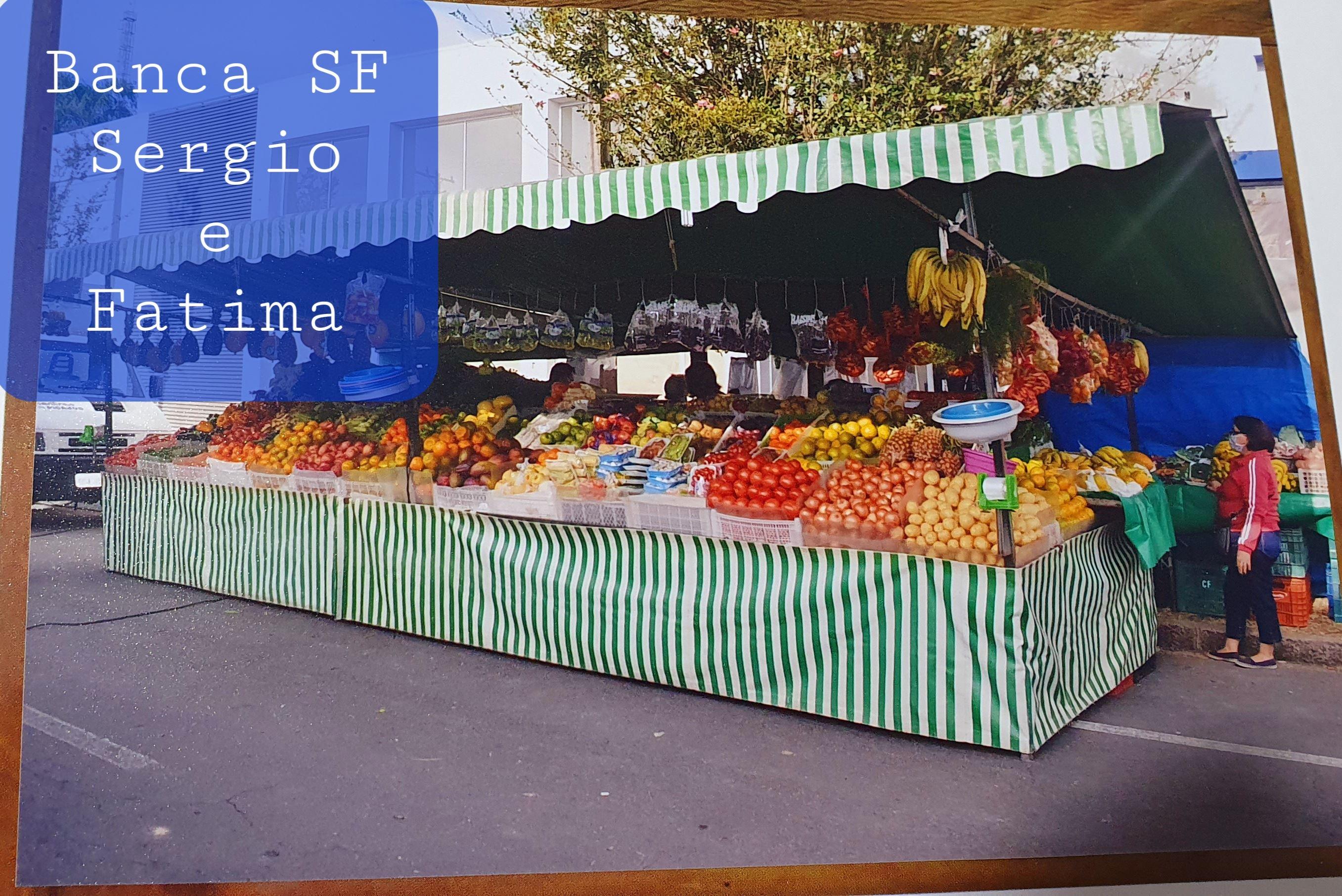 Logotipo - Banca SF Sergio e Fatima
