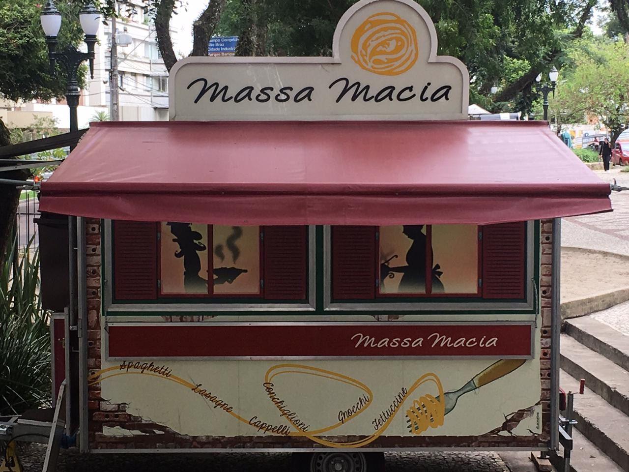 Logotipo - Massa Macia