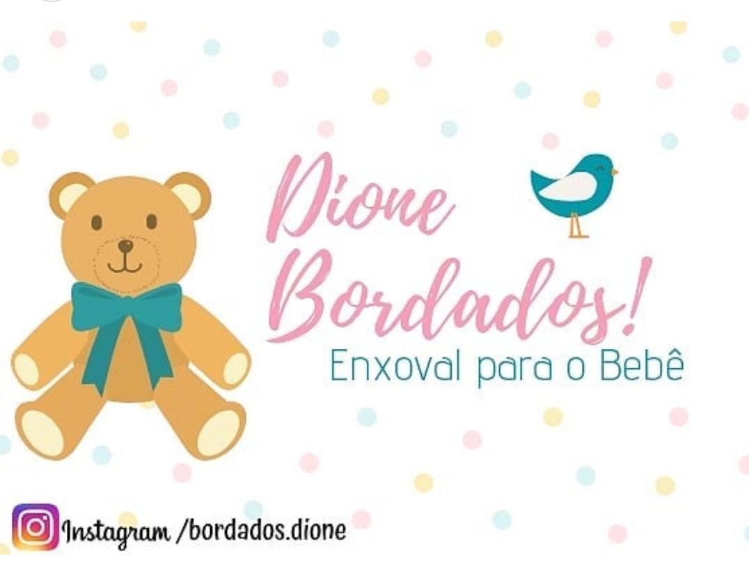 Logotipo - Dione Bordados