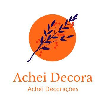 Logotipo - Achei Cortinas e Decorações