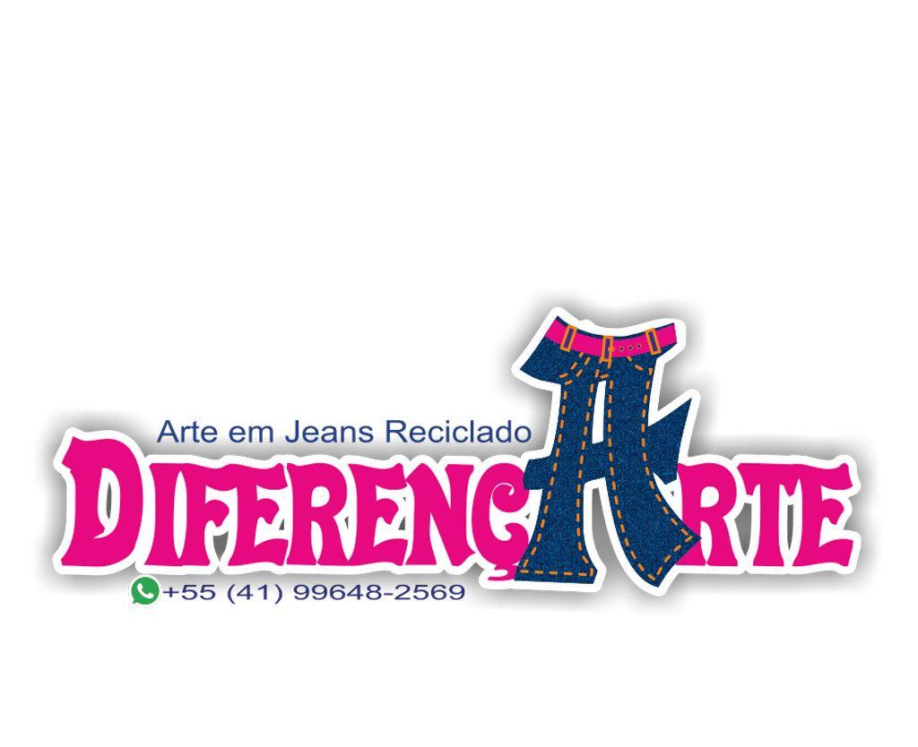 Logotipo - Diferençarte (Luzeni de Moura)