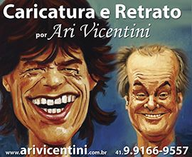 Logotipo - Ari Vicentini Silveira